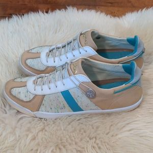 PLAE Butler sneakers in turtledove - size 10
